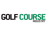 Golf Course Industry Logo
