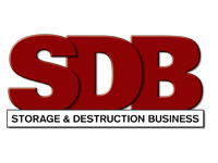 Storage and Destruction Logo